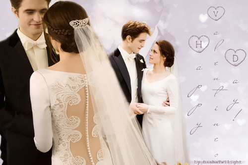 Bella Swan wallpaper probably with a bridesmaid called bella and edward