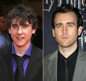 Matthew Lewis - Then and Now
