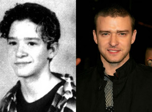 Justin Timberlake - Then and Now