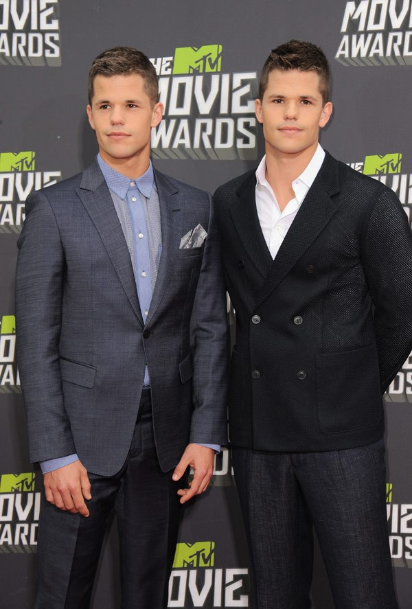 Charlie Carver and max carver movies
