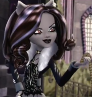 13 Wishes Evil Clawdeen