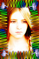 cool primrose everdeen - the-hunger-games fan art