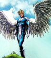 x men angel  - dc-univers-vs-marvel photo