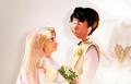 Rapunce-ler Wedding
