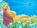 disney princess rapunzel newest look