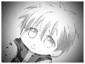 haftstone kuroko Chibi