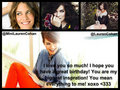happy birthday lauren - norman-reedus fan art