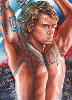 Clone Wars Anakin Skywalker