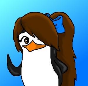Kate the ペンギン