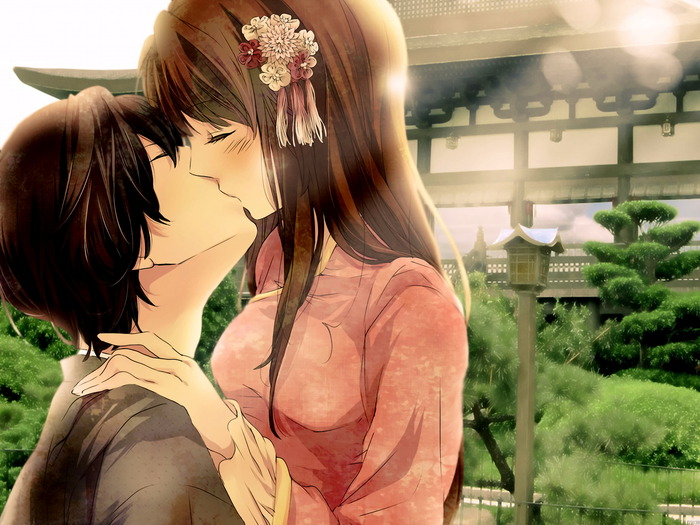 kissy smoochie