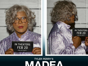 madea arrested