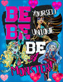 monster high - monster-high fan art