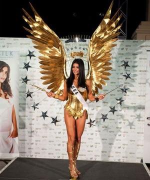 Dress girl angel