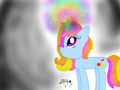 Sunset Bliss pony oc! ^_^ - my-little-pony-friendship-is-magic-oc photo