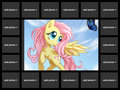 pony - fluttershy fan art