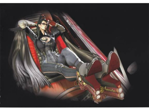 Bayonetta Fan Art Sexy Bayonetta Fan Art
