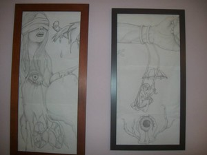 Both drawings together