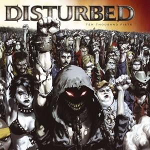 Disturbed album cover