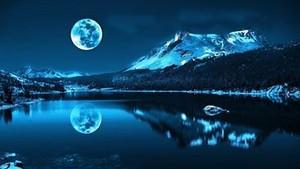 Mirror Ice land