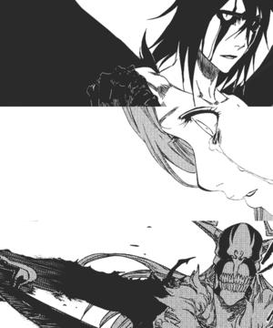 Ulquiorra (and Inoue)