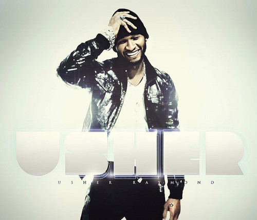 Usher fond d'écran titled Usher
