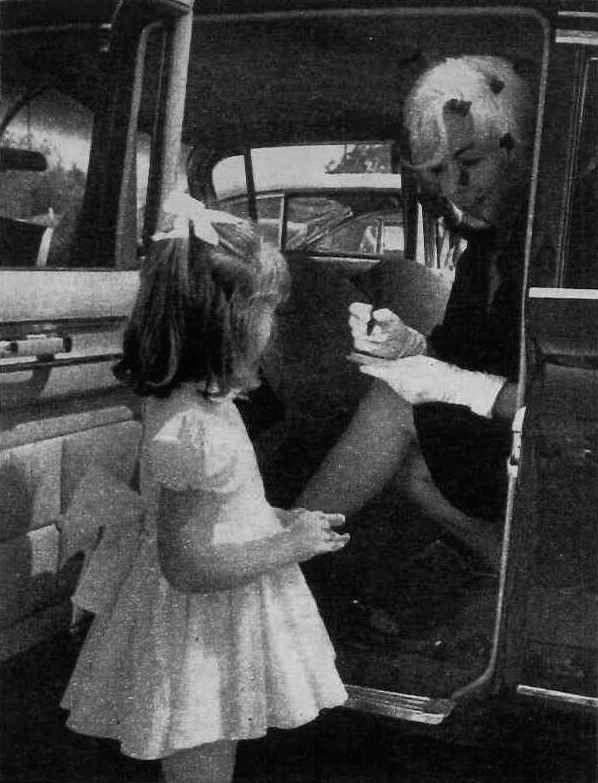 22 June 1961, John Clark Gable's Christening