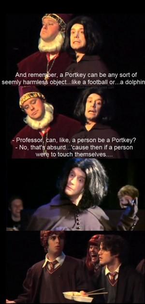 Porkey Snape