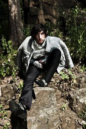 Adam Driver// Vogue Italia