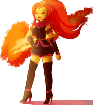 Flame Princess/Queen