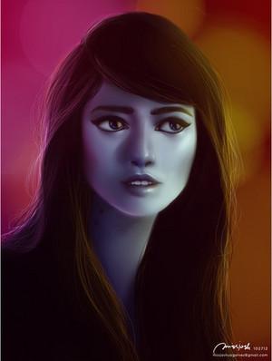 Realistic Marceline pic
