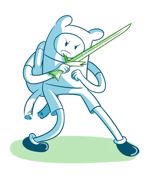 잔디 Sword