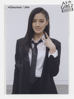 After School ~ Shh photocard
