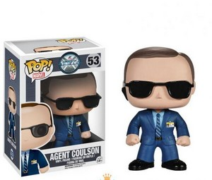 Agent Coulson Funko Action Figure