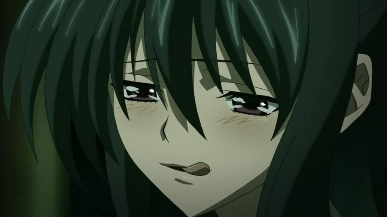Sadistic Akeno