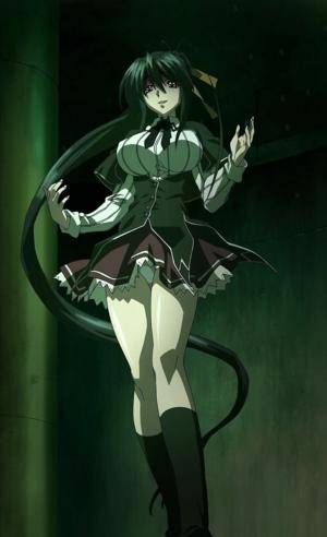 Scary Akeno