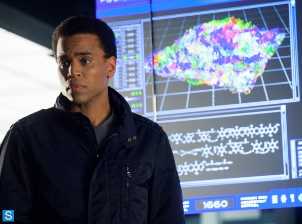 Almost Human - Episode 1.10 - Perception - Promotional Photos