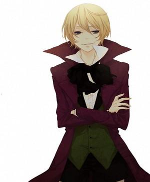 Alois Trancy ~