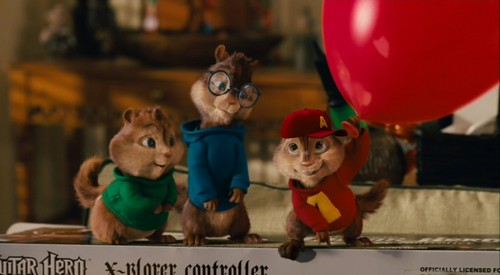 Alvin and the Chipmunks wallpaper containing a meteorological balloon and a hot air balloon entitled Major-Rockstars-alvin-and-the-chipmunks-32966377-1432-787