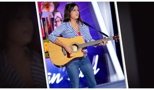 American Idol wallpaper with a guitarist entitled Nalani Quintello