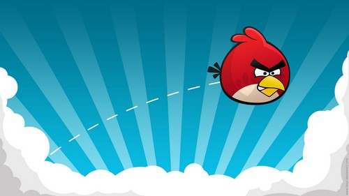 angry birds wallpaper entitled angry birds