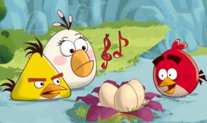 angry birds ovinho