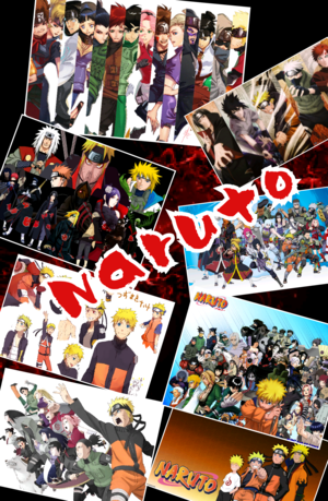 who doesn't 愛 NARUTO -ナルト- its classic