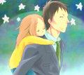 Usagi Drop - anime fan art