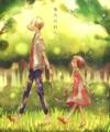 Hotarubi no Mori e - anime fan art