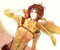 Hanji Zoe ~ Attack on Titan - anime fan art