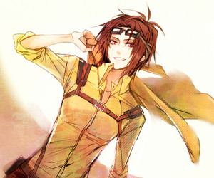 Hanji Zoe ~ Attack on Titan