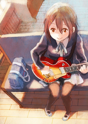 Yui Hirasawa ~ K-On!