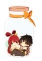 Chibi Cuties - anime fan art