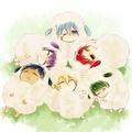 KNB Cuties - anime fan art