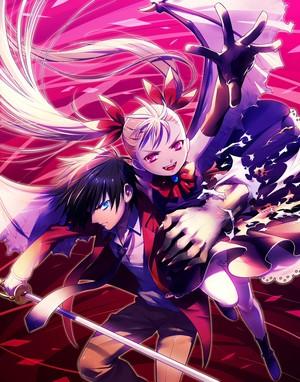 Akira and Mina Tepes: Dance in the Vampire Bund